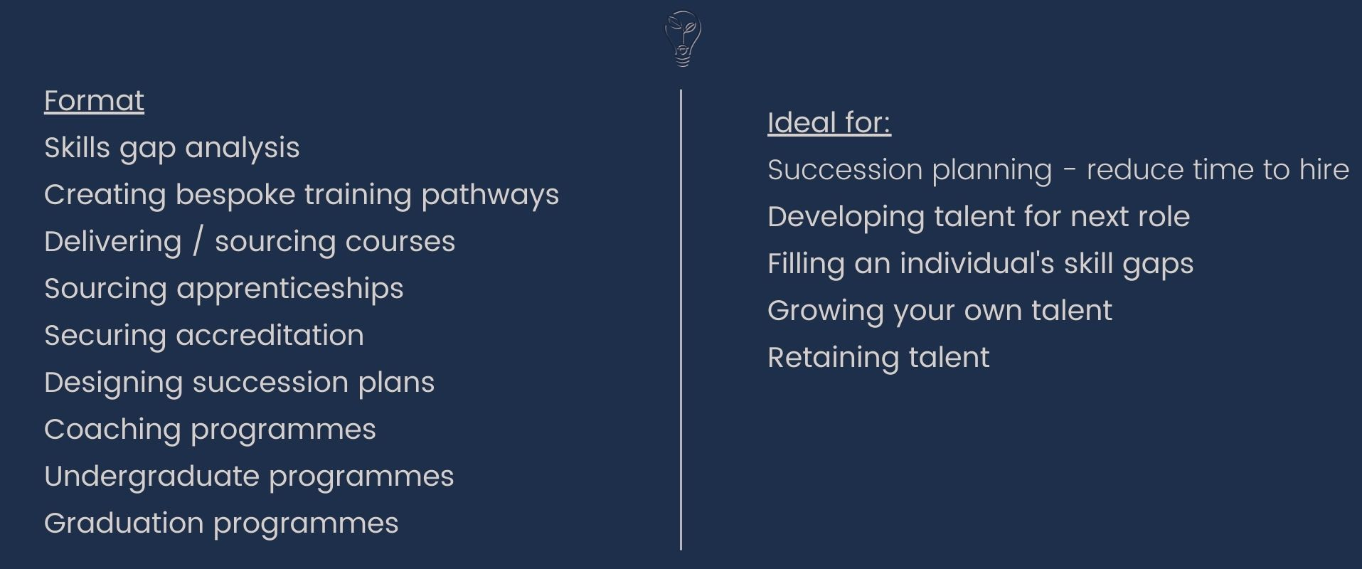 Develop and retain talent with eurika