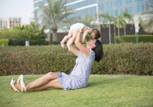 Why I started helping mums